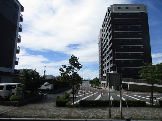 【変遷11】研究学園駅東口の曲がり角はUターン場所だった!