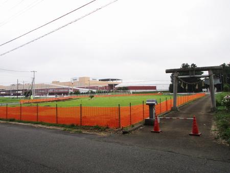 山新グランステージ近くに保育所と学童クラブができる!(よかっぺ研究学園で紹介)