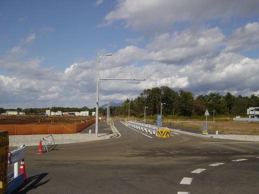 【今昔17】ファミマ・ラフェリーチェ交差点から筑波山(北)方面の変化の様子は?