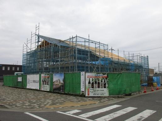 研究学園周辺のお店建設ラッシュ!その後の進捗状況は??(第16弾)