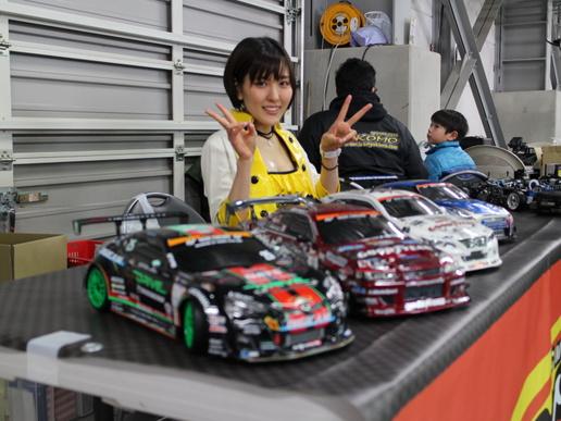 いつ行っても楽しい「谷田部アリーナ」ラジコンレーシングカー初体験!