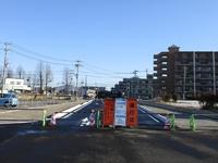 コストコから西大通りに通じる「葛城北線」今度こそ開通間近!