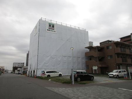 研究学園周辺のお店建設ラッシュ!その後の進捗状況は??(第26弾)
