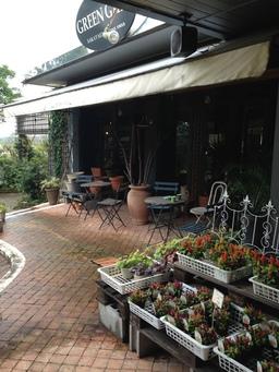 イーアスのお花屋さん「ウィズガーデン」の本部は土浦にある「グリーンゲート」というこちらも素敵なお花屋さんでした!