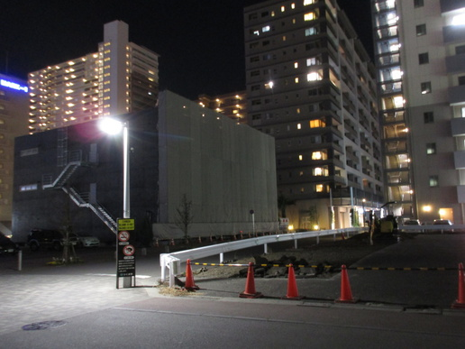 【速報】研究学園駅近くの空き地に動きが・・・今度は何ができる??