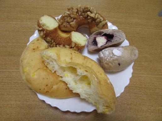 研究学園のパン屋さん「ポンパドウル」のコンテストにエントリーしたパンとは!?