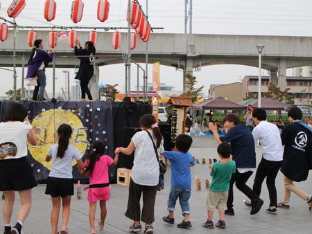 9/17の「盆ライブ」老若男女、国を超え会場が一つになった!