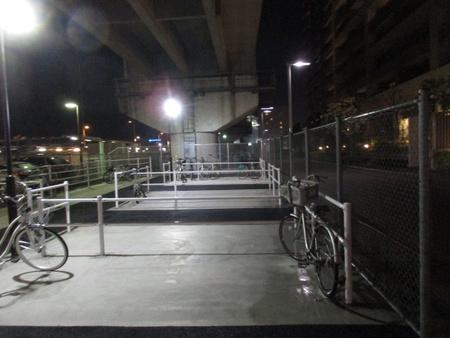 研究学園駅駐輪場拡張工事完了!自転車265台分を置くことが可能に!