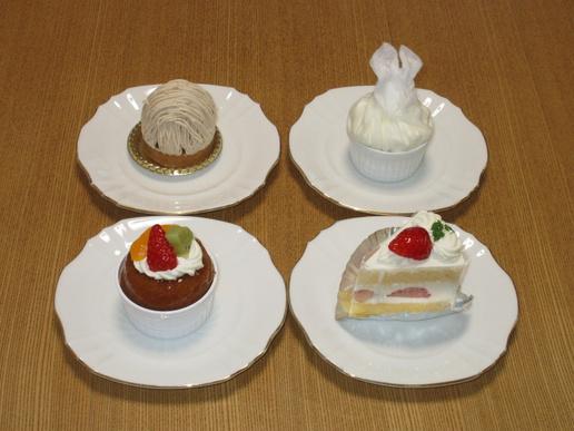 つくばのケーキ屋さん「フレッソン」フランス修行先の名前が店名に!