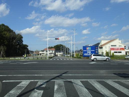 【今昔22】研究学園東交差点(コナカ前)から北側の変化の様子を見る!今は北関東最大級の住宅展示場に!