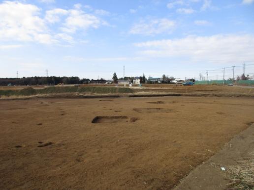 TX沿線まちづくり「中根・金田台」の奈良・平安時代の遺跡発掘調査