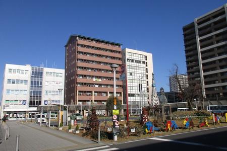 学園の森に完成したPJB棟へ研究学園駅前の学習塾「茨進」が移転する!