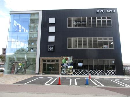 8/4「MYU・MYU」に居酒屋「炭火やSHINGO」、「MARU-KYU」揃ってオープン!