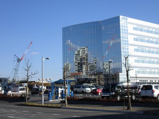 「つくばシティア・トアビル」研究学園を象徴する景色が見れる!