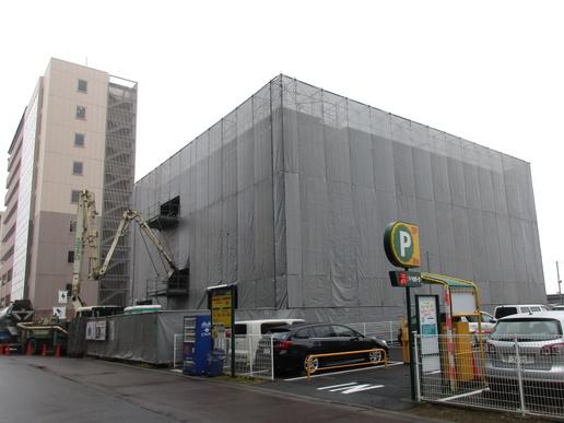 研究学園周辺のお店建設ラッシュ!その後の進捗状況は??(第10弾)