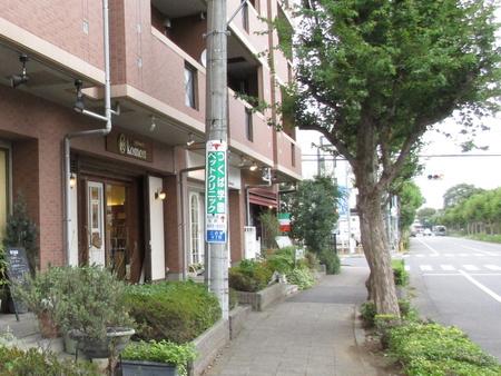 イタリアン品質認証マーク取得のお店「リネア」(つくば都市交通CのHPより)