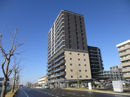 千本桜に囲まれたレーベン第3のマンション「ヴェルプレジオ」完成!