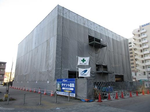 研究学園周辺のお店建設ラッシュ!その後の進捗状況は??(第11弾)