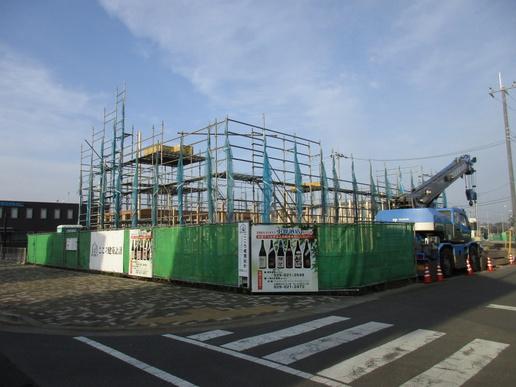 研究学園周辺のお店建設ラッシュ!その後の進捗状況は??(第15弾)