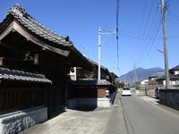 つくばの豆まき「泉子育観音」装飾が美しい山門、鐘楼がある!