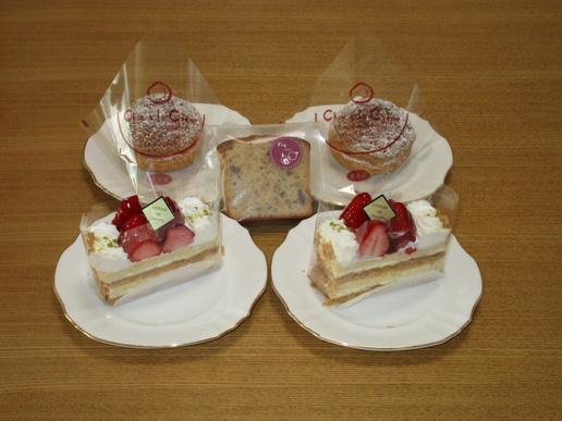 ミートコのケーキ屋さん「ラトリエ・ドゥ・シュエット」待望のオープン!