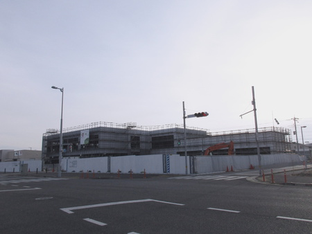 研究学園周辺のお店建設ラッシュ!その後の進捗状況は??(第30弾)