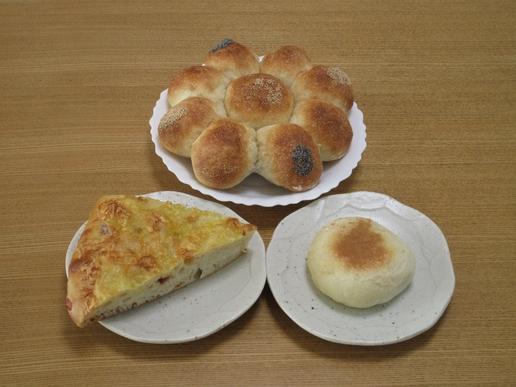 つくばの小さなパン屋さん「ekmek(エクメク)」です!