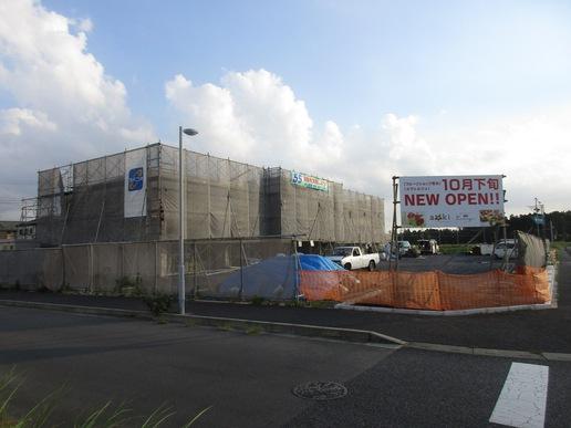研究学園にタルト専門「ルヴェルジェ」と「フルーツショップ青木」が10月下旬開店!にわかにホットスポットへ!!