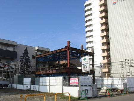 研究学園周辺のお店建設ラッシュ!その後の進捗状況は??(第24弾)