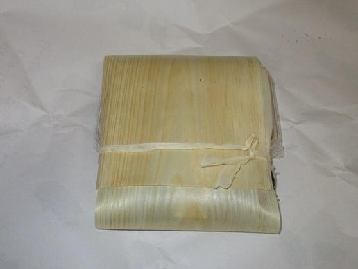 【つくばの和菓子屋さん】こだわりを感じる並木の「御菓子処いとう」和菓子が木の皮に包まれて!