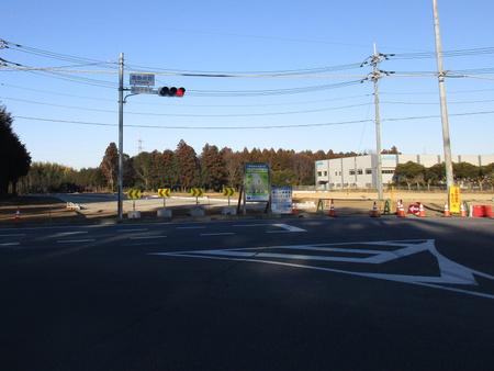 新都市中央通りの万博記念公園方面への延伸工事。着実に進んでいます!
