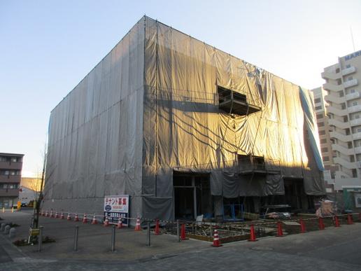 研究学園周辺のお店建設ラッシュ!その後の進捗状況は??(第12弾)