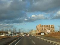 コストコから西大通りに通じる「葛城北線」舗装工事完了。開通間近!