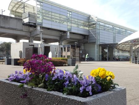 【参加者募集】研究学園駅前にコンテナガーデンを作りませんか!