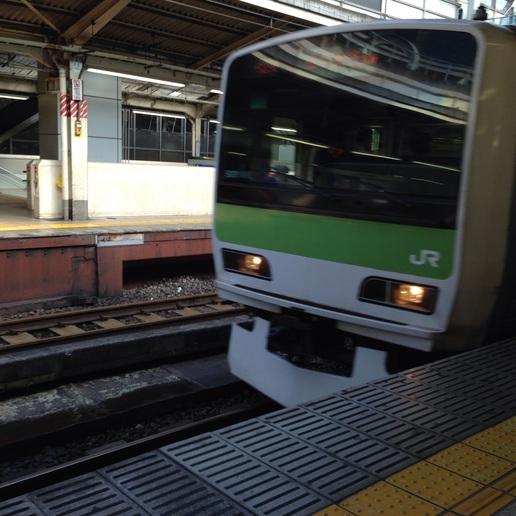 秋葉原駅にホームドア完成!