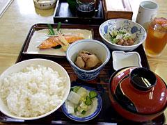 割烹 三徳 - 日替わりスペシャル定食