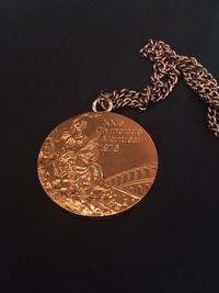 ホンモノ金メダルを手に!!