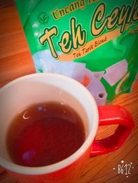 お茶タイム♡