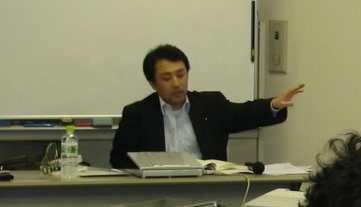 NPO法人循環型社会研究会「2013年度 循環ワーカー養成講座」にて岩浅准教授が講演
