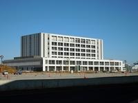ψ 新市庁舎