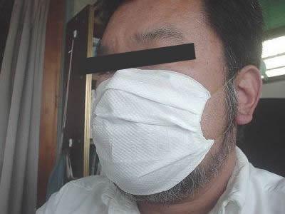 売り切れ中のマスクを自作(試作)してみた
