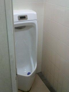 不思議な表示のトイレを覗いてみた