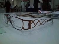 メガネの展示会
