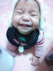 可愛い笑顔★