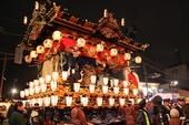 日本三大曳山祭り 秩父夜祭りライナー -動画-