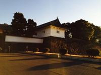 桜田門を走る 2014/01/28 12:13:03