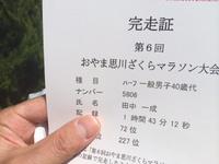 第6回おやま思川ざくらマラソン 2014/04/13 13:52:45