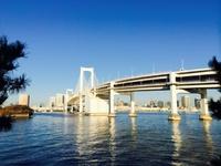 お台場ランニング 2014/01/23 09:10:37