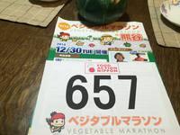 熊谷ベジタブルハーフマラソン 2014/12/30 13:00:00