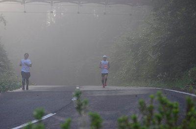 益子城内坂ウルトラマラソン完走~